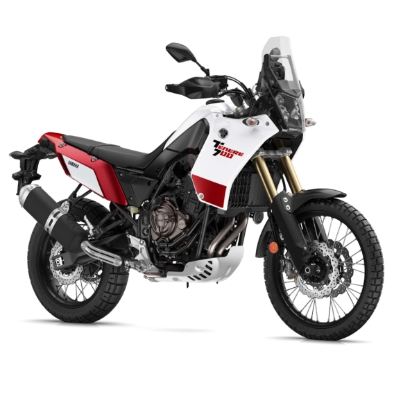 Yamaha ténéré 700 - competition white