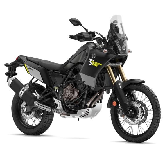 Yamaha ténéré 700 - power black