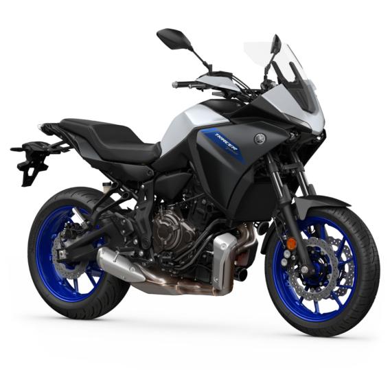 Yamaha tracer 7 - icon grey