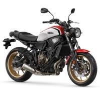 Yamaha XSR700 - Dynamic White