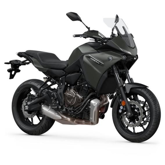 Yamaha tracer 7 - tech kamo