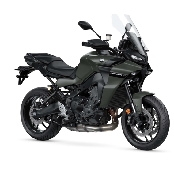 Yamaha tracer 9 - tech kamo