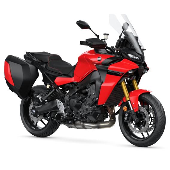 Yamaha tracer 9 gt - redline