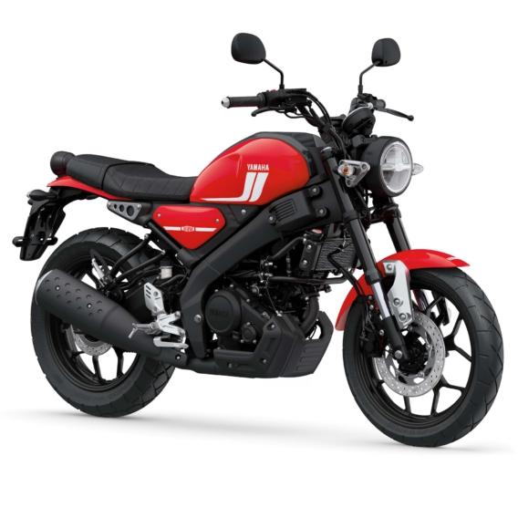 Yamaha xsr125 - redline