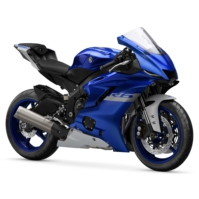 Yamaha R6 RACE - Icon Blue