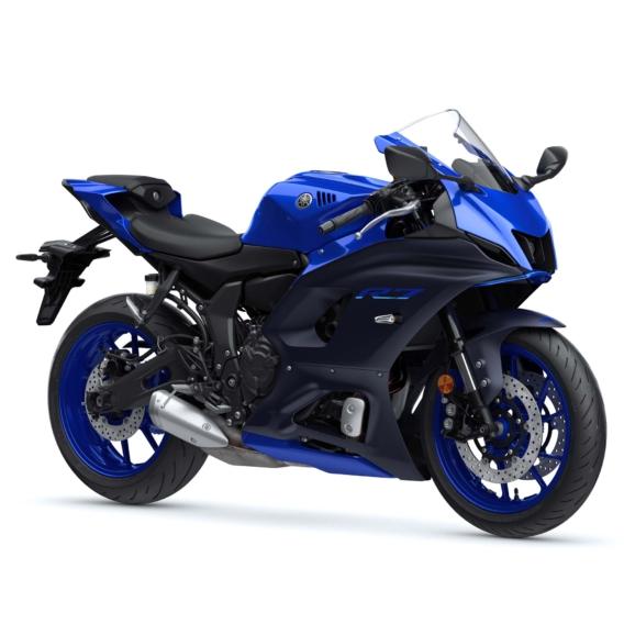 Yamaha r7 - icon blue